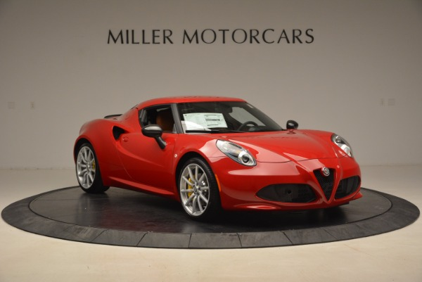 New 2018 Alfa Romeo 4C Coupe for sale Sold at Aston Martin of Greenwich in Greenwich CT 06830 11