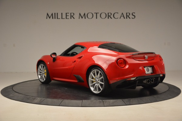 New 2018 Alfa Romeo 4C Coupe for sale Sold at Aston Martin of Greenwich in Greenwich CT 06830 5