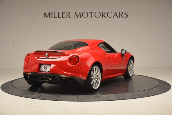 New 2018 Alfa Romeo 4C Coupe for sale Sold at Aston Martin of Greenwich in Greenwich CT 06830 7