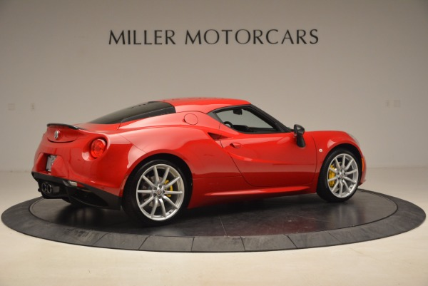 New 2018 Alfa Romeo 4C Coupe for sale Sold at Aston Martin of Greenwich in Greenwich CT 06830 8