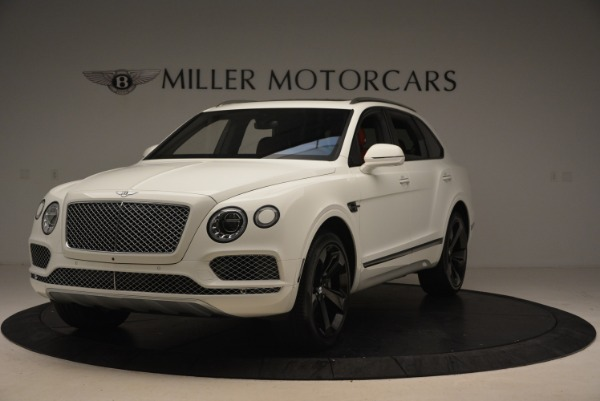 Used 2018 Bentley Bentayga Signature for sale Sold at Aston Martin of Greenwich in Greenwich CT 06830 1