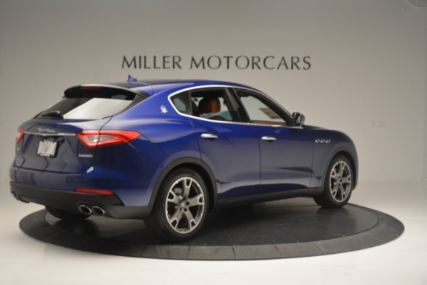 Used 2018 Maserati Levante Q4 for sale Sold at Aston Martin of Greenwich in Greenwich CT 06830 11