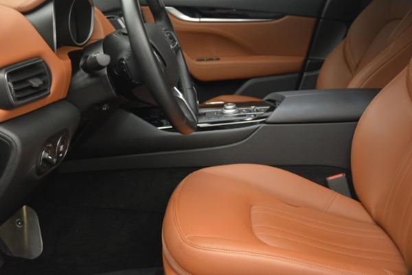 Used 2018 Maserati Levante Q4 for sale Sold at Aston Martin of Greenwich in Greenwich CT 06830 18