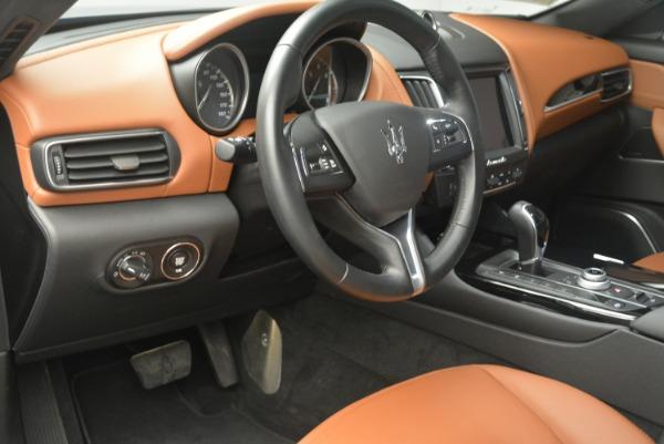 Used 2018 Maserati Levante Q4 for sale Sold at Aston Martin of Greenwich in Greenwich CT 06830 21