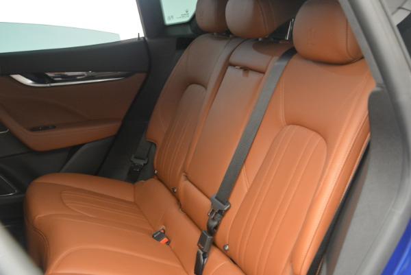 Used 2018 Maserati Levante Q4 for sale Sold at Aston Martin of Greenwich in Greenwich CT 06830 24