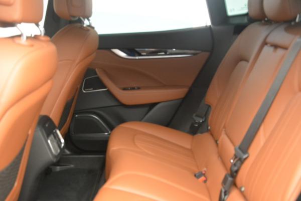 Used 2018 Maserati Levante Q4 for sale Sold at Aston Martin of Greenwich in Greenwich CT 06830 25