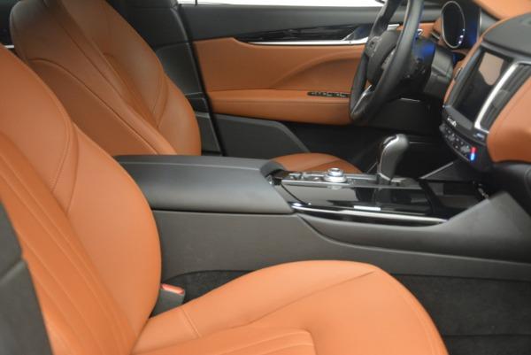 Used 2018 Maserati Levante Q4 for sale Sold at Aston Martin of Greenwich in Greenwich CT 06830 28