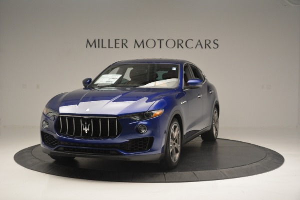 Used 2018 Maserati Levante Q4 for sale Sold at Aston Martin of Greenwich in Greenwich CT 06830 1