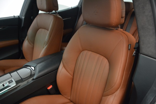Used 2014 Maserati Ghibli S Q4 for sale Sold at Aston Martin of Greenwich in Greenwich CT 06830 16