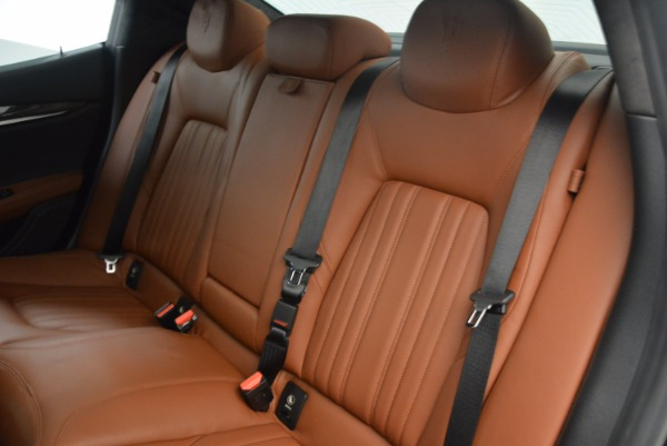 Used 2014 Maserati Ghibli S Q4 for sale Sold at Aston Martin of Greenwich in Greenwich CT 06830 19