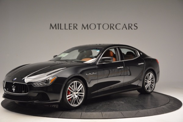 Used 2014 Maserati Ghibli S Q4 for sale Sold at Aston Martin of Greenwich in Greenwich CT 06830 2
