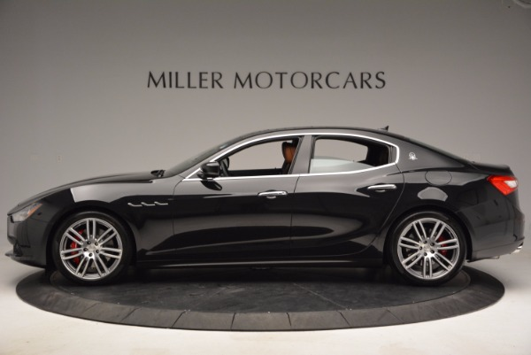 Used 2014 Maserati Ghibli S Q4 for sale Sold at Aston Martin of Greenwich in Greenwich CT 06830 3