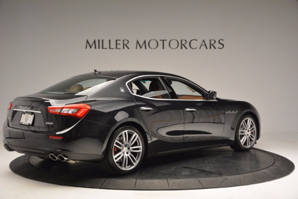 Used 2014 Maserati Ghibli S Q4 for sale Sold at Aston Martin of Greenwich in Greenwich CT 06830 8