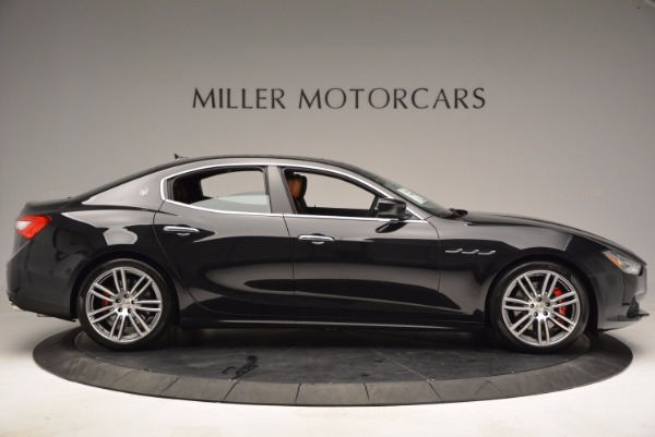 Used 2014 Maserati Ghibli S Q4 for sale Sold at Aston Martin of Greenwich in Greenwich CT 06830 9