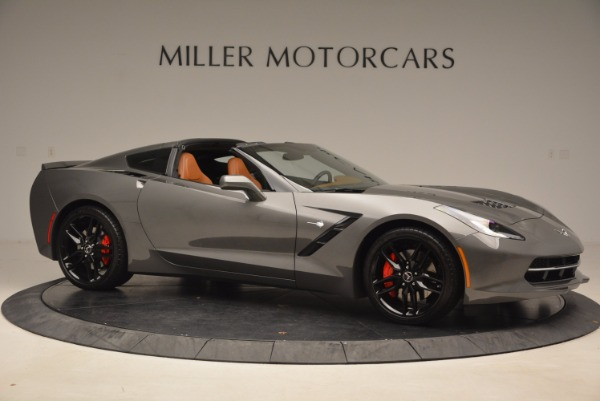 Used 2015 Chevrolet Corvette Stingray Z51 for sale Sold at Aston Martin of Greenwich in Greenwich CT 06830 10