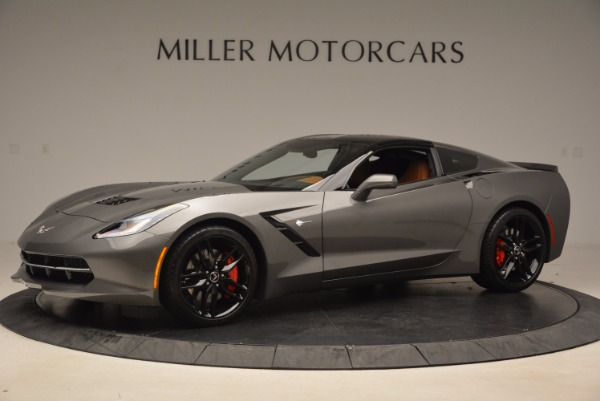 Used 2015 Chevrolet Corvette Stingray Z51 for sale Sold at Aston Martin of Greenwich in Greenwich CT 06830 14