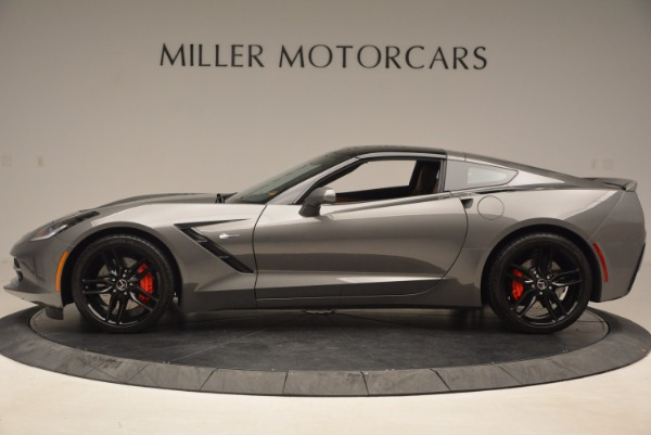 Used 2015 Chevrolet Corvette Stingray Z51 for sale Sold at Aston Martin of Greenwich in Greenwich CT 06830 15