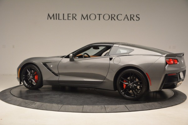Used 2015 Chevrolet Corvette Stingray Z51 for sale Sold at Aston Martin of Greenwich in Greenwich CT 06830 16