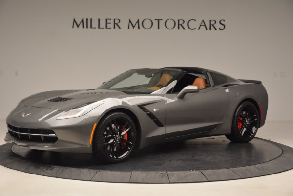 Used 2015 Chevrolet Corvette Stingray Z51 for sale Sold at Aston Martin of Greenwich in Greenwich CT 06830 2