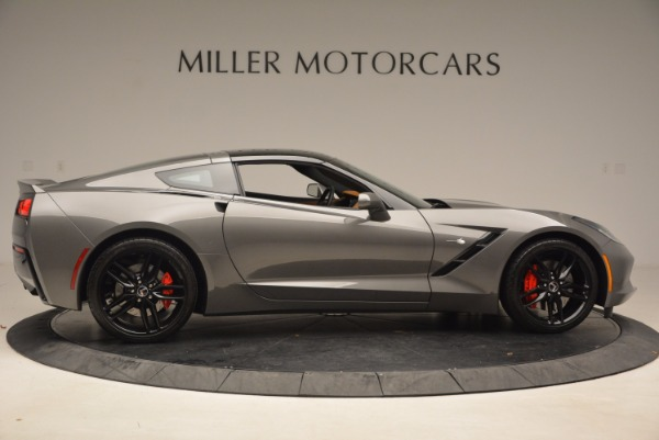 Used 2015 Chevrolet Corvette Stingray Z51 for sale Sold at Aston Martin of Greenwich in Greenwich CT 06830 21