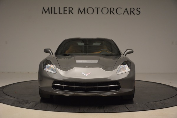 Used 2015 Chevrolet Corvette Stingray Z51 for sale Sold at Aston Martin of Greenwich in Greenwich CT 06830 24