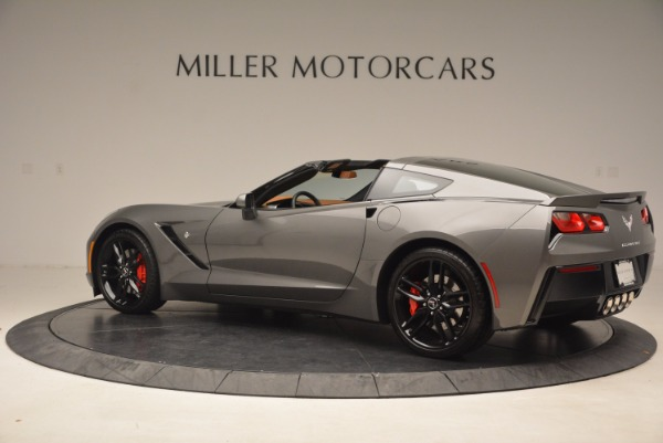 Used 2015 Chevrolet Corvette Stingray Z51 for sale Sold at Aston Martin of Greenwich in Greenwich CT 06830 4