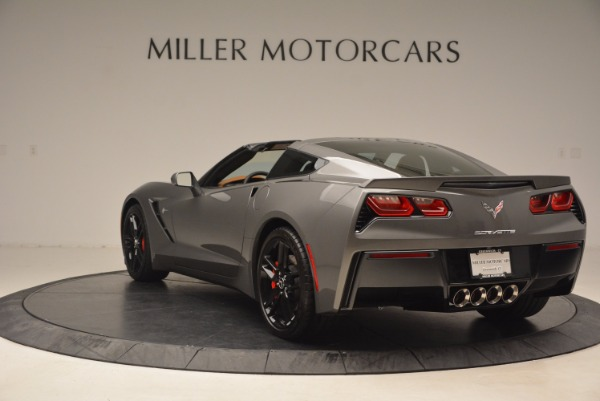 Used 2015 Chevrolet Corvette Stingray Z51 for sale Sold at Aston Martin of Greenwich in Greenwich CT 06830 5