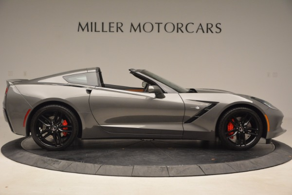 Used 2015 Chevrolet Corvette Stingray Z51 for sale Sold at Aston Martin of Greenwich in Greenwich CT 06830 9