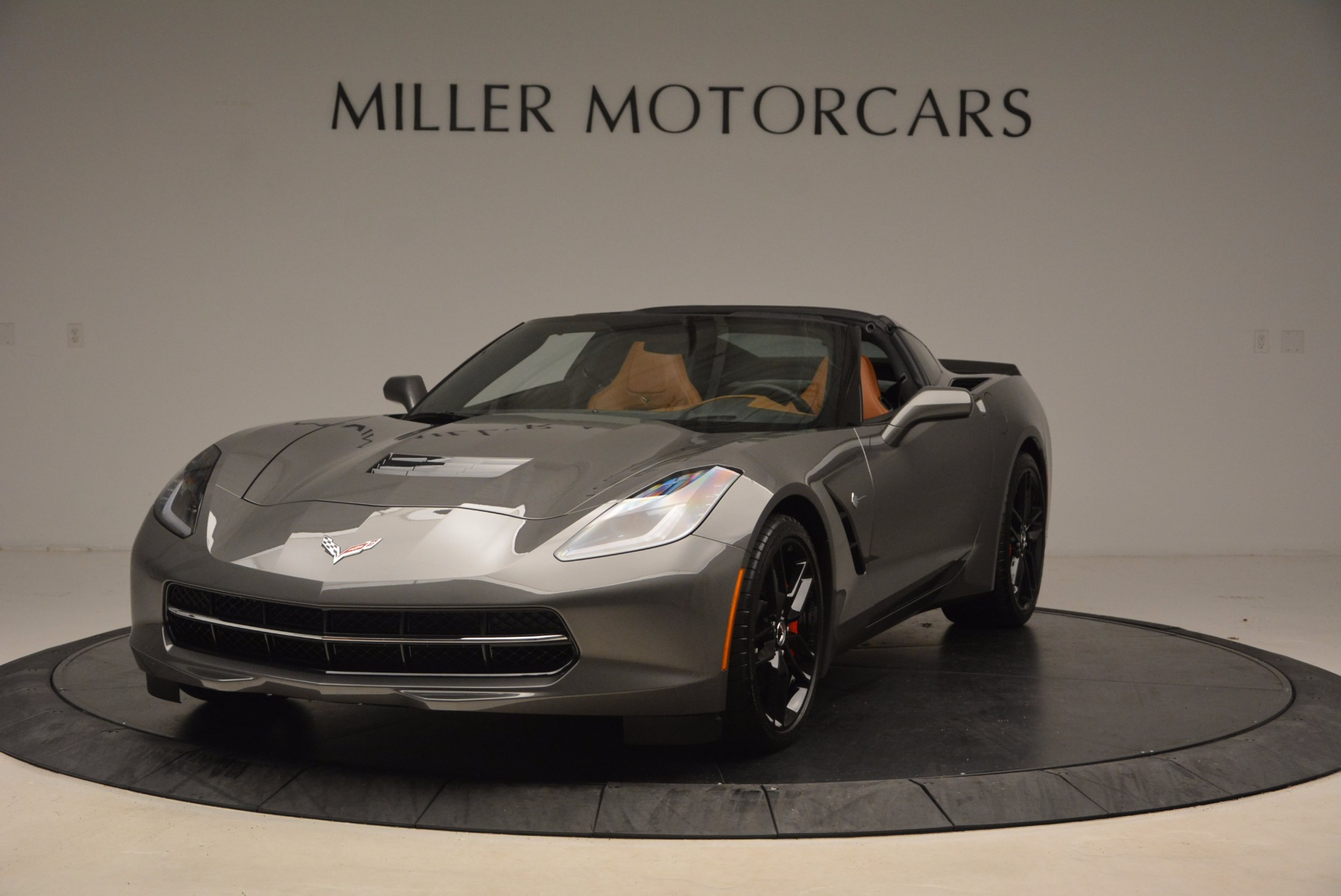Used 2015 Chevrolet Corvette Stingray Z51 for sale Sold at Aston Martin of Greenwich in Greenwich CT 06830 1
