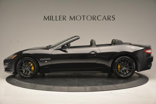 New 2017 Maserati GranTurismo Convertible Sport for sale Sold at Aston Martin of Greenwich in Greenwich CT 06830 5