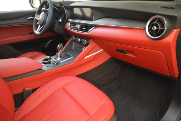 New 2018 Alfa Romeo Stelvio Ti Q4 for sale Sold at Aston Martin of Greenwich in Greenwich CT 06830 19