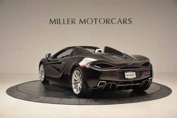 New 2018 McLaren 570S Spider for sale Sold at Aston Martin of Greenwich in Greenwich CT 06830 5