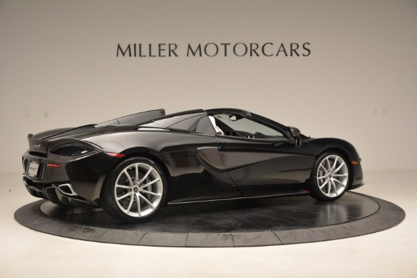 New 2018 McLaren 570S Spider for sale Sold at Aston Martin of Greenwich in Greenwich CT 06830 8