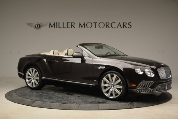 New 2018 Bentley Continental GT Timeless Series for sale Sold at Aston Martin of Greenwich in Greenwich CT 06830 10