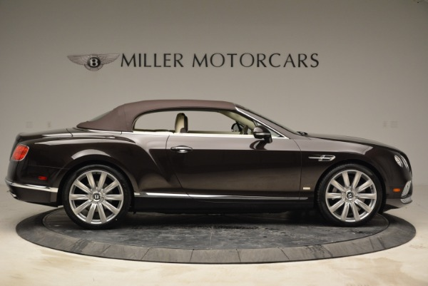 New 2018 Bentley Continental GT Timeless Series for sale Sold at Aston Martin of Greenwich in Greenwich CT 06830 18