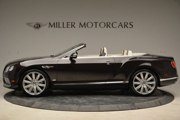 New 2018 Bentley Continental GT Timeless Series for sale Sold at Aston Martin of Greenwich in Greenwich CT 06830 3