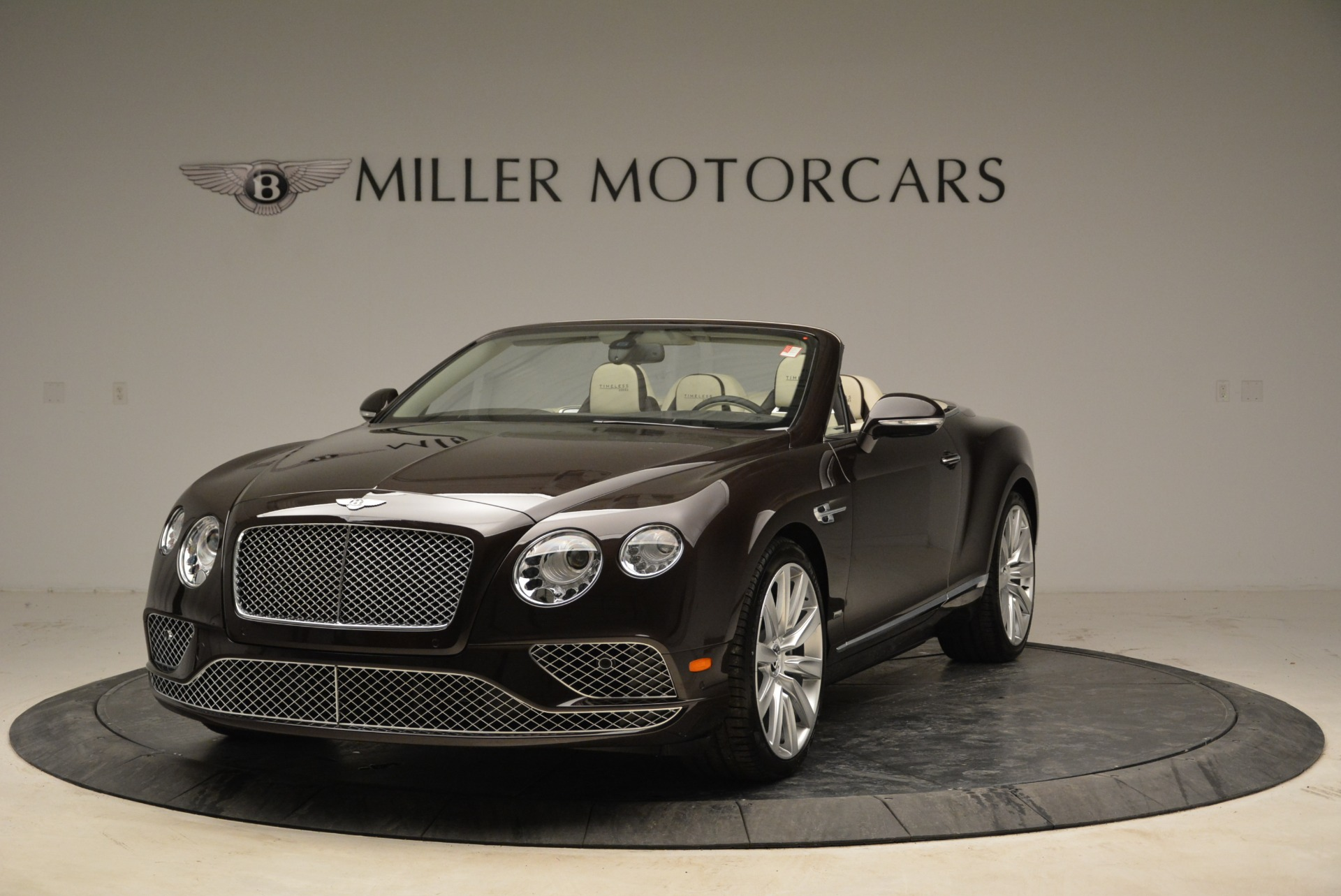New 2018 Bentley Continental GT Timeless Series for sale Sold at Aston Martin of Greenwich in Greenwich CT 06830 1