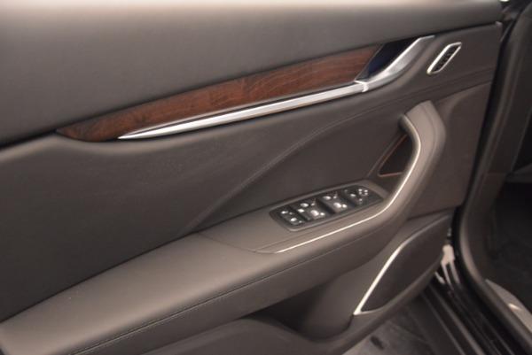 New 2018 Maserati Levante Q4 GranLusso for sale Sold at Aston Martin of Greenwich in Greenwich CT 06830 17