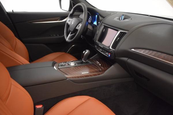 New 2018 Maserati Levante Q4 GranLusso for sale Sold at Aston Martin of Greenwich in Greenwich CT 06830 21