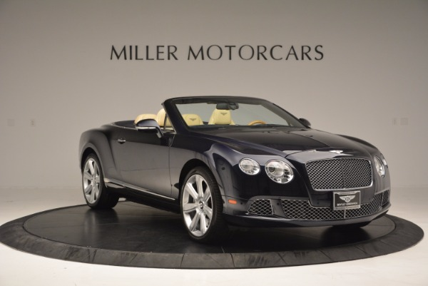 Used 2012 Bentley Continental GTC for sale Sold at Aston Martin of Greenwich in Greenwich CT 06830 11
