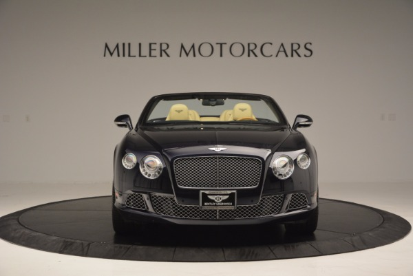 Used 2012 Bentley Continental GTC for sale Sold at Aston Martin of Greenwich in Greenwich CT 06830 12