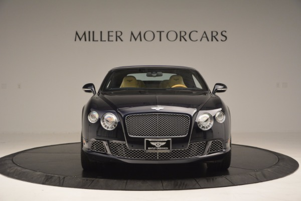Used 2012 Bentley Continental GTC for sale Sold at Aston Martin of Greenwich in Greenwich CT 06830 13