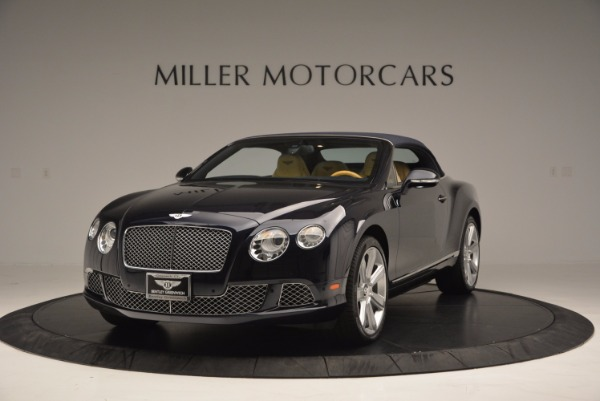 Used 2012 Bentley Continental GTC for sale Sold at Aston Martin of Greenwich in Greenwich CT 06830 14
