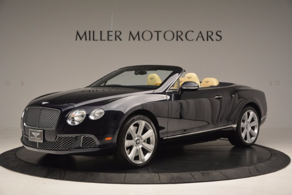 Used 2012 Bentley Continental GTC for sale Sold at Aston Martin of Greenwich in Greenwich CT 06830 2