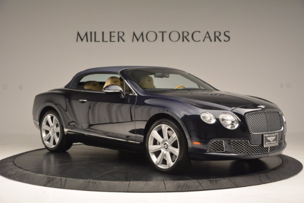 Used 2012 Bentley Continental GTC for sale Sold at Aston Martin of Greenwich in Greenwich CT 06830 23