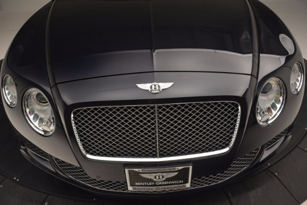 Used 2012 Bentley Continental GTC for sale Sold at Aston Martin of Greenwich in Greenwich CT 06830 25
