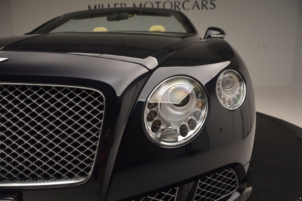 Used 2012 Bentley Continental GTC for sale Sold at Aston Martin of Greenwich in Greenwich CT 06830 26
