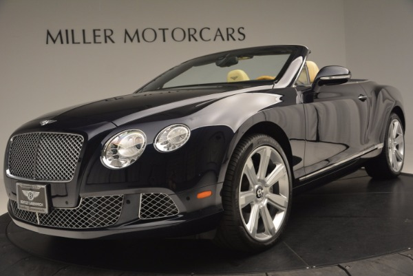 Used 2012 Bentley Continental GTC for sale Sold at Aston Martin of Greenwich in Greenwich CT 06830 28