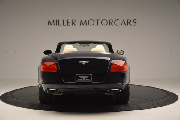 Used 2012 Bentley Continental GTC for sale Sold at Aston Martin of Greenwich in Greenwich CT 06830 6