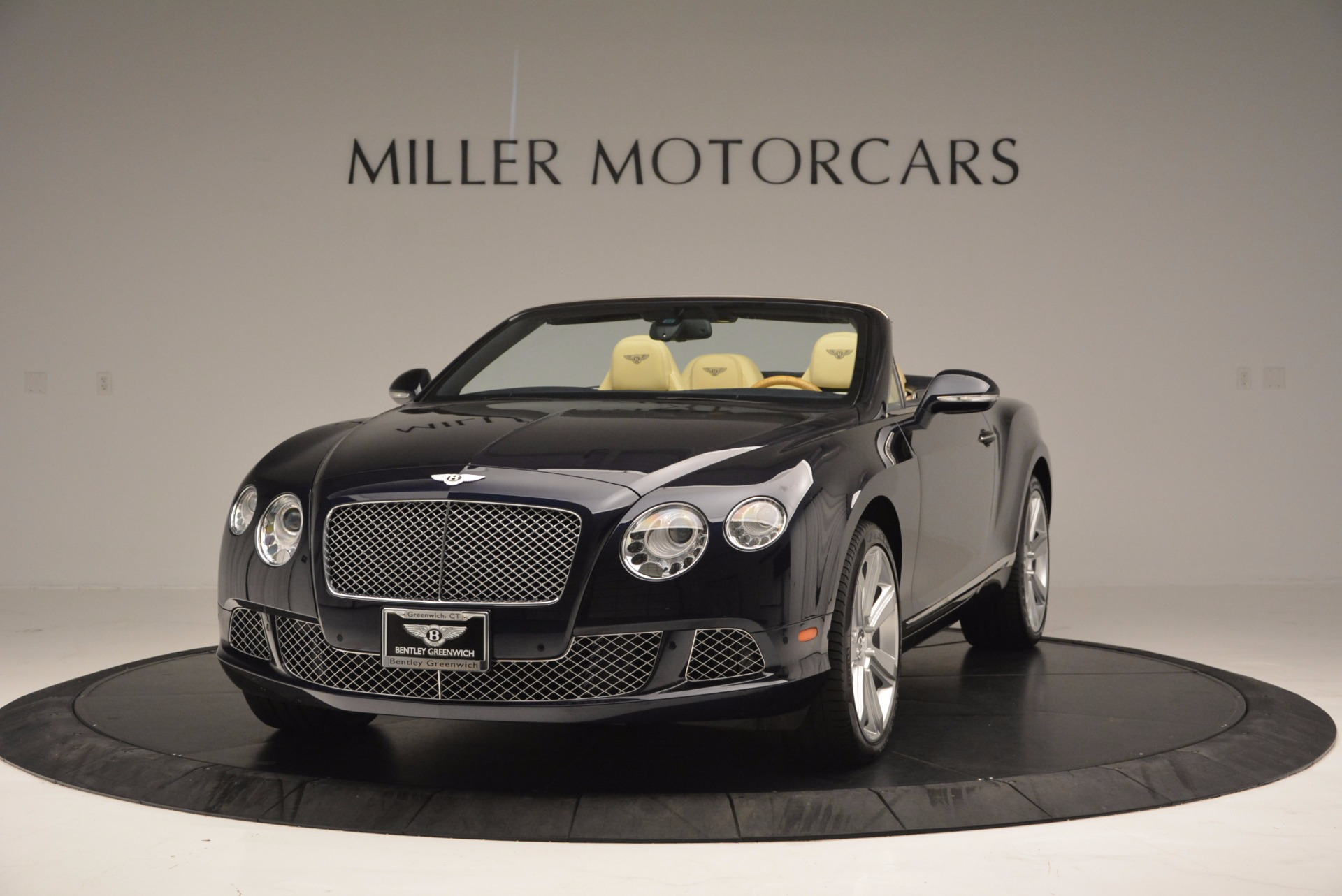 Used 2012 Bentley Continental GTC for sale Sold at Aston Martin of Greenwich in Greenwich CT 06830 1